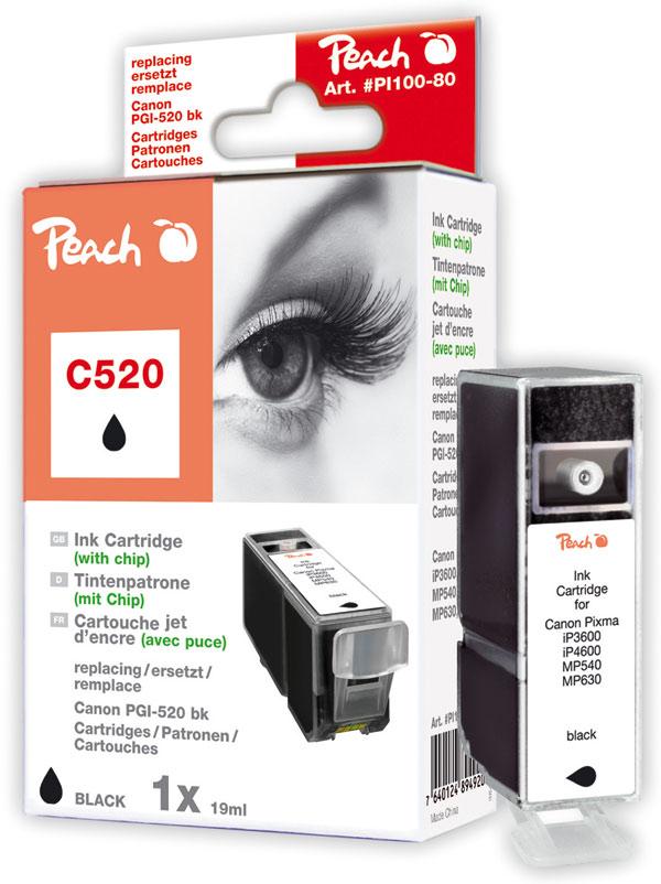 canon cli 521 pgi 520 resetter chipresetter von peach. Black Bedroom Furniture Sets. Home Design Ideas