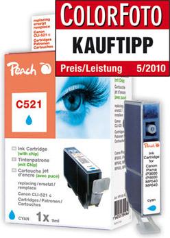 canon kompatible tintenpatronen von peach g nstig billig kaufen. Black Bedroom Furniture Sets. Home Design Ideas