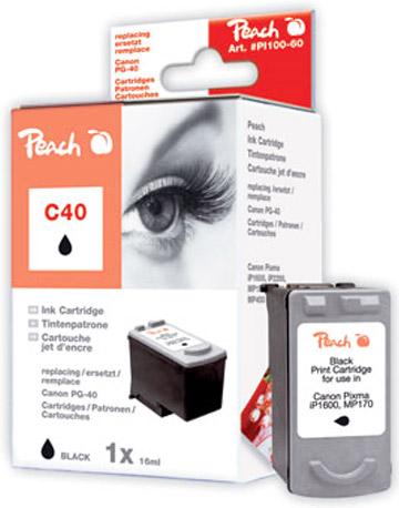 Canon PG-40 und PG-50 Tintenpatronen Canon CL-41 und CL-51
